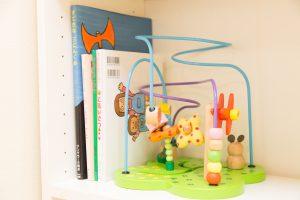 絵本とおもちゃの写真