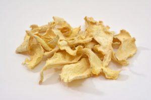 乾燥生姜の写真